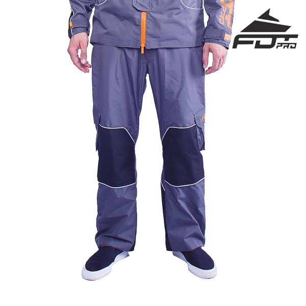 FDT Pro Pants Grey Color for All Weather Use