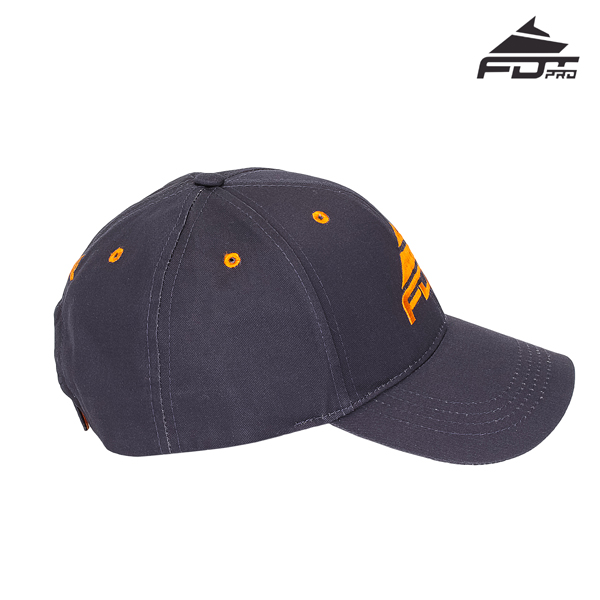 Top Quality Easy to Adjust Snapback Cap for Dog Training