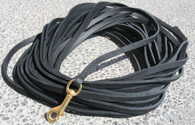 Training,tracking leather dog lead also walking dog leash for dog training or for dog owners