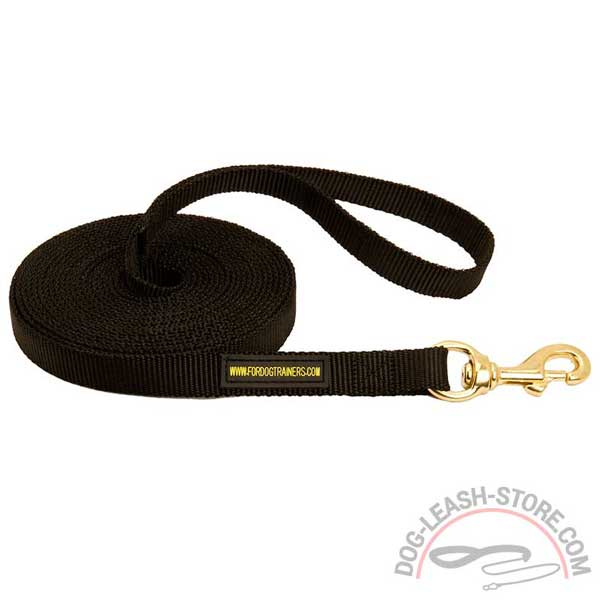 Waterproof Nylon Dog Lead